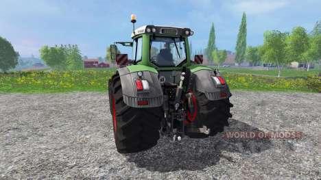 Fendt 939 Vario [gear] para Farming Simulator 2015