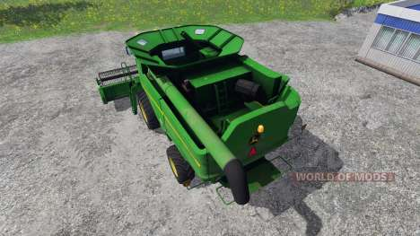 John Deere S660 para Farming Simulator 2015