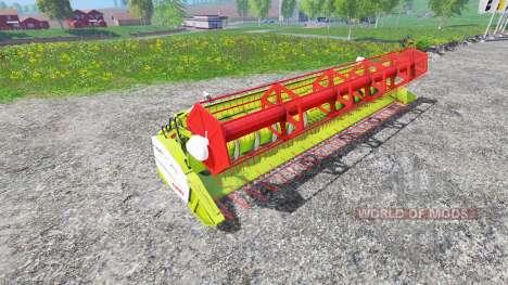 CLAAS Vario 900 para Farming Simulator 2015
