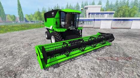 Deutz-Fahr 6095 HTS v2.0 para Farming Simulator 2015