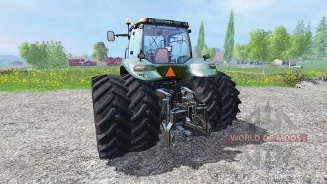 Case IH Magnum CVX 380 [forest] para Farming Simulator 2015