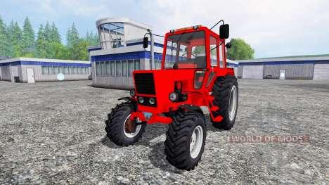 MTZ-E para Farming Simulator 2015