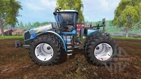 New Holland T9.670 DuelWheel v2.0.1 para Farming Simulator 2015