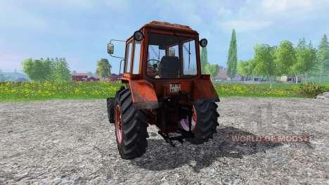 MTZ-N para Farming Simulator 2015