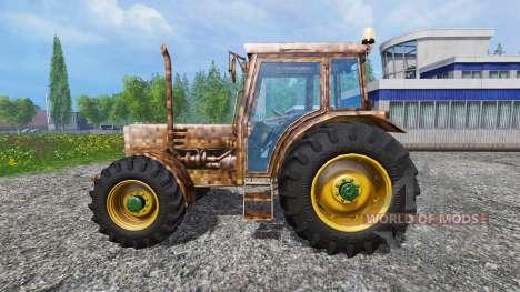 Buhrer 6135A [Minecraft] para Farming Simulator 2015