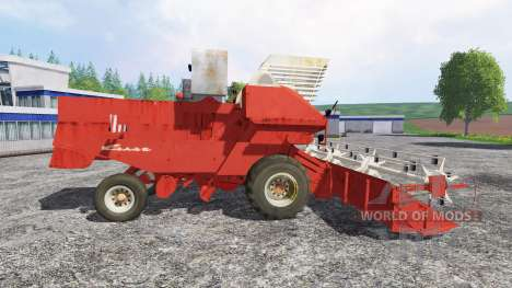 SK-6 Kolos v1.0 para Farming Simulator 2015
