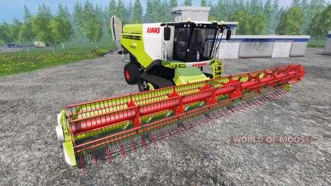 CLAAS Lexion 780TT v1.2 para Farming Simulator 2015
