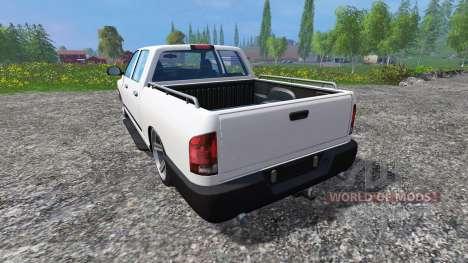 PickUp Drift v2.0 para Farming Simulator 2015