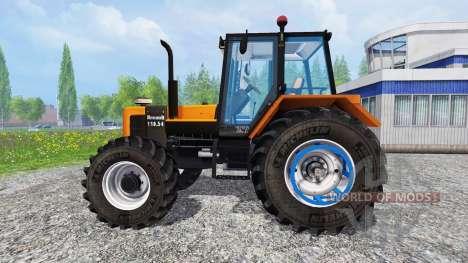 Renault 110.54 para Farming Simulator 2015