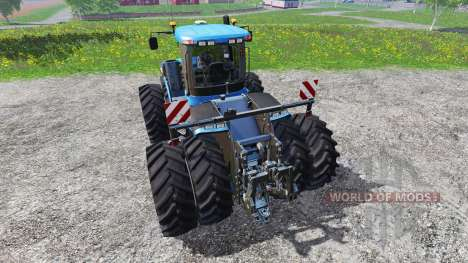 New Holland T9.560 DuelWheel v3.0.1 para Farming Simulator 2015