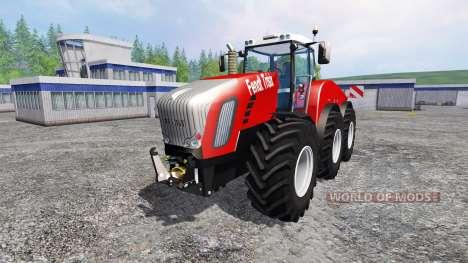 Fendt TriSix Vario v3.0 [red edition] para Farming Simulator 2015