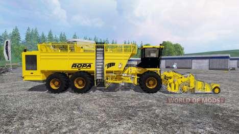 ROPA euro-Tiger V8-3 XL v1.0 para Farming Simulator 2015