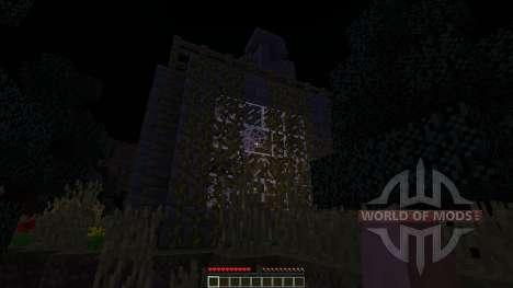 Escaping Death Valley para Minecraft