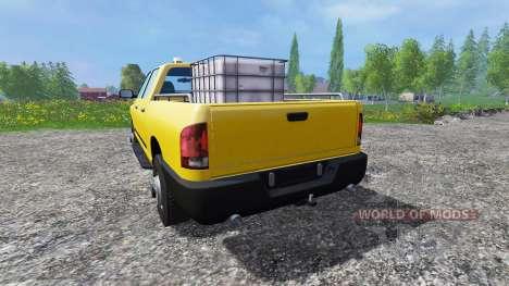 PickUp Service v1.2 para Farming Simulator 2015