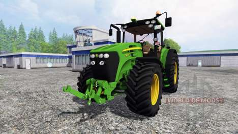John Deere 7930 v3.5 para Farming Simulator 2015