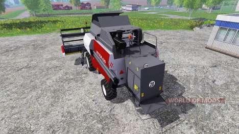 Vector de 420 para Farming Simulator 2015