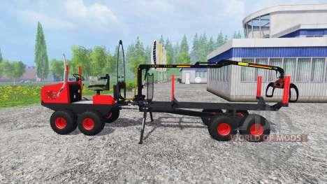 Alstor 8x8 v1.1 para Farming Simulator 2015
