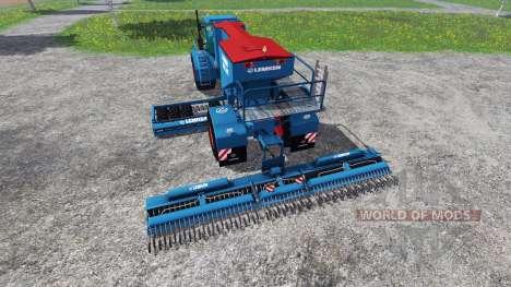 Lemken Brillant para Farming Simulator 2015