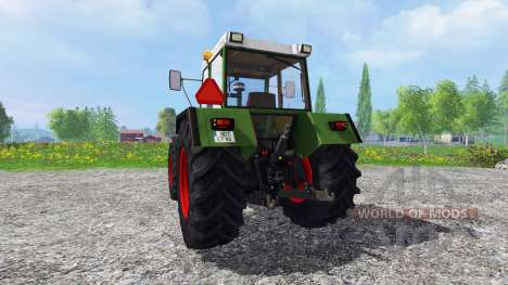 Fendt Favorit 615 LSA para Farming Simulator 2015