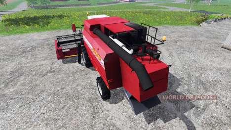 Palesse GS para Farming Simulator 2015