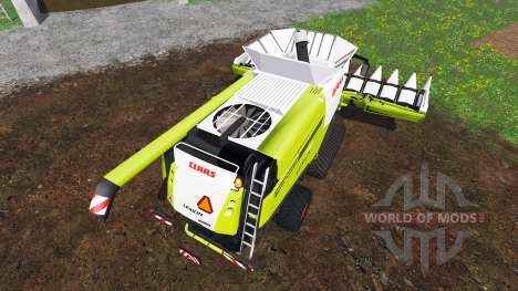 CLAAS Lexion 780TT [pack] para Farming Simulator 2015