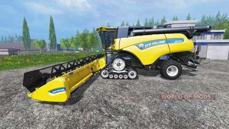 New Holland CR10.90 v1.0.1 para Farming Simulator 2015
