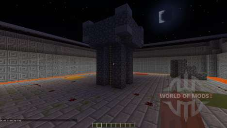 4 Player Arena Holds Up To 5 para Minecraft