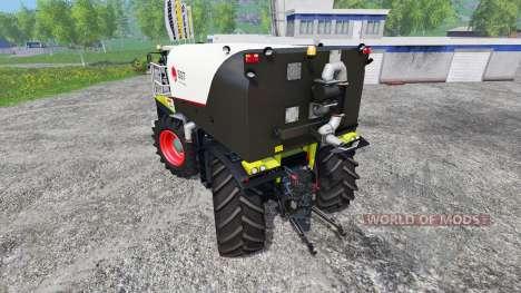 CLAAS Xerion 4000 SaddleTrac v1.5 para Farming Simulator 2015