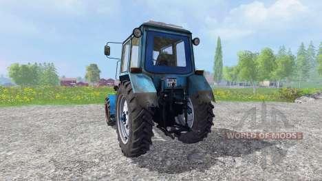 MTZ-82 v6.0 para Farming Simulator 2015