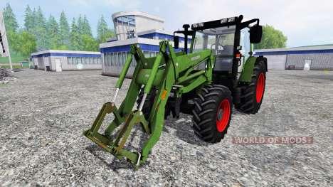 Fendt 380 GTA Turbo para Farming Simulator 2015