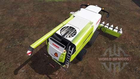 CLAAS Lexion 780TT v1.4 para Farming Simulator 2015