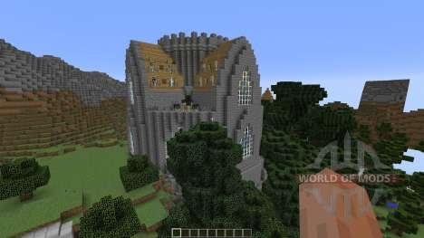 Server Spawn Six Gates para Minecraft