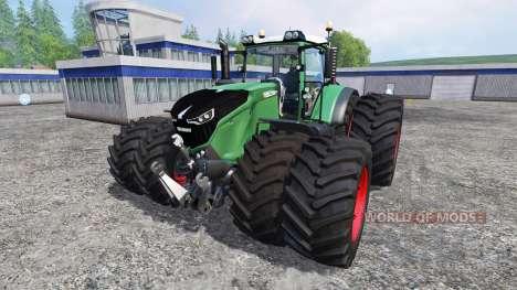 Fendt 1050 Vario [grip] v3.9 para Farming Simulator 2015