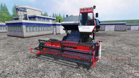 SC-MA-1 Niva-Efecto para Farming Simulator 2015