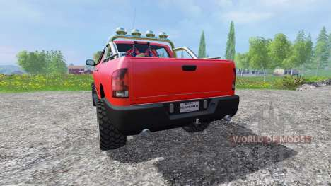 PickUp HeavyDuty para Farming Simulator 2015