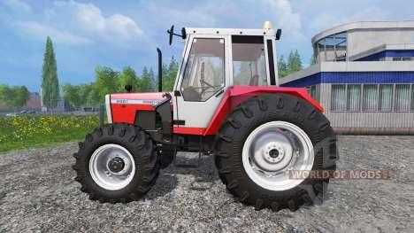 Massey Ferguson 698T [front loader] para Farming Simulator 2015