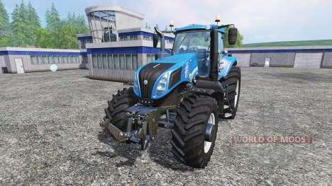 New Holland T8.435 v0.2 para Farming Simulator 2015