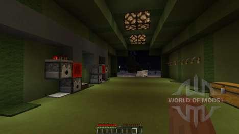 Military Base para Minecraft