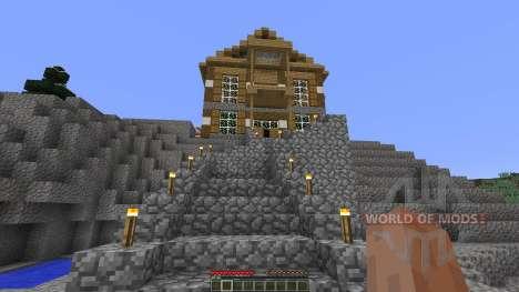 Richmonds Tavern para Minecraft