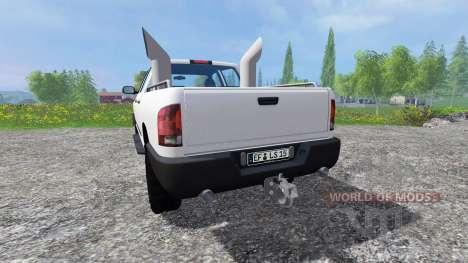 Ford Pickup v3.0 para Farming Simulator 2015