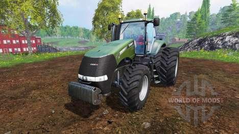 Case IH Magnum CVX 380 [forest] v0.0.2 para Farming Simulator 2015