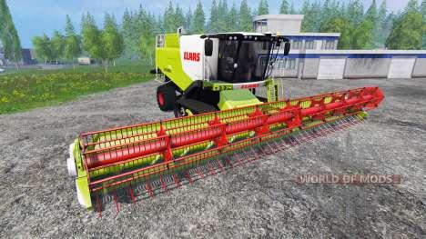 CLAAS Lexion 770TT v1.3 para Farming Simulator 2015