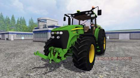 John Deere 7930 v3.6 para Farming Simulator 2015