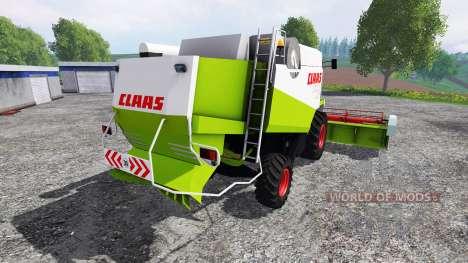 CLAAS Lexion 460 para Farming Simulator 2015