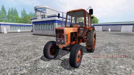 MTZ-550 para Farming Simulator 2015