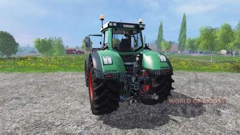Fendt 1050 Vario [grip] v3.8 para Farming Simulator 2015