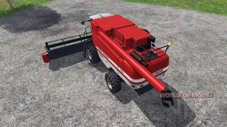 Massey Ferguson 9895 v1.1 para Farming Simulator 2015