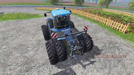 New Holland T9.700 [dual wheel] v1.1.2 para Farming Simulator 2015