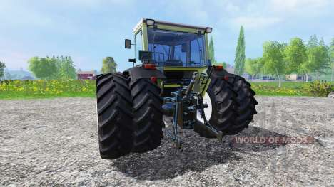 Hurlimann H488 [pack] para Farming Simulator 2015