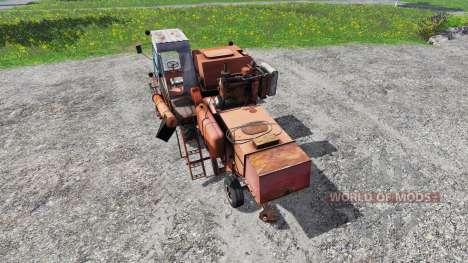 SK-5 Niva [pack] para Farming Simulator 2015
